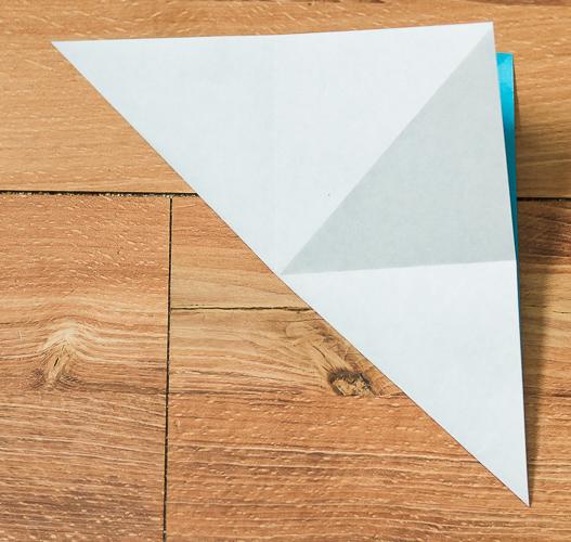 Origami Bird Step 8