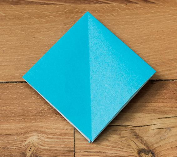 Origami Bird Step 13