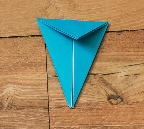 Origami Bird Step 16