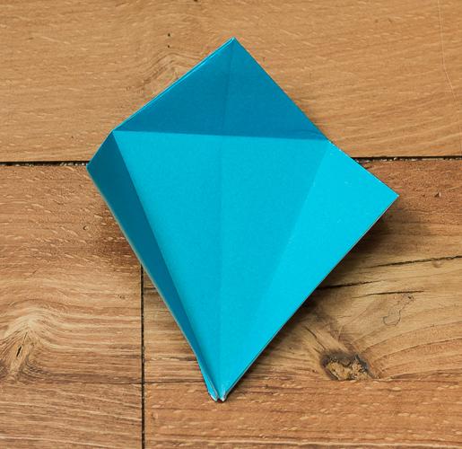 Origami Bird Step 17