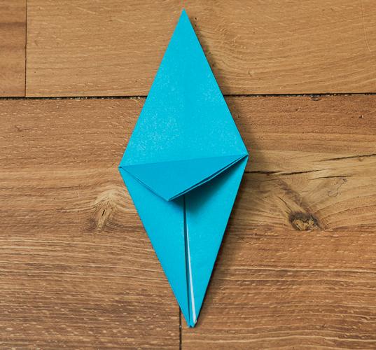 Origami Bird Step 22