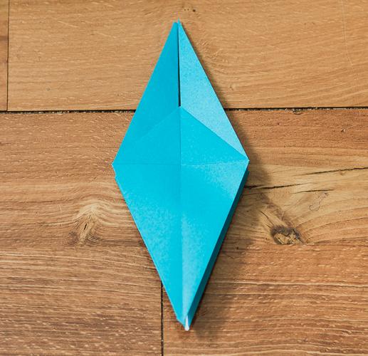Origami Bird Step 26