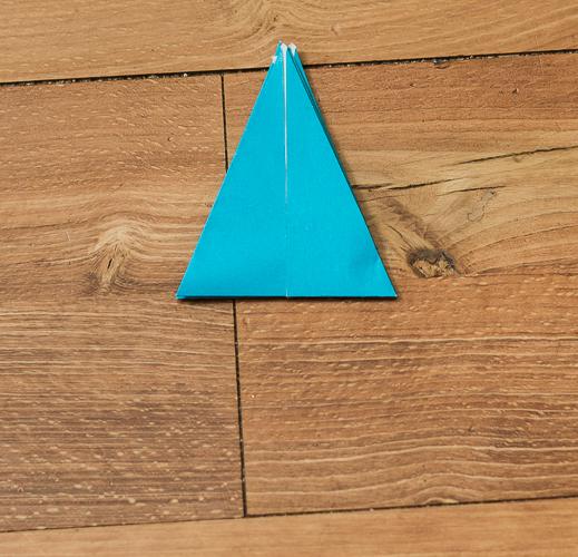 Origami Bird Step 29