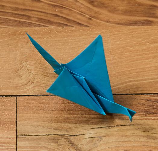 Origami Bird Step 32