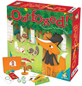 Outfoxed by Gamewright