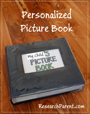 Personalized Picture Book by ResearchParent.com