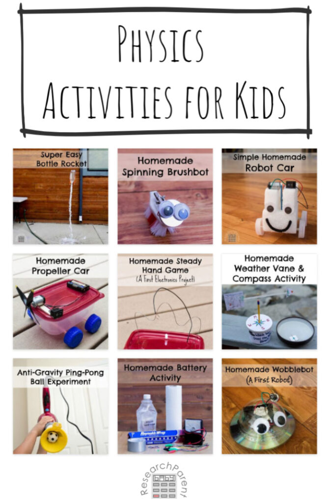 Physics Activities for Kids