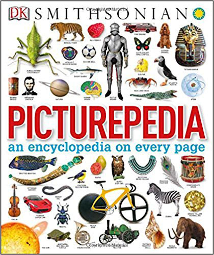 Picturepedia by DK Publishing