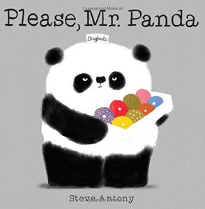 Please, Mr. Panda