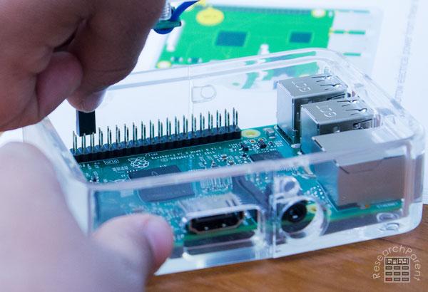 Plug speaker into Raspberry Pi
