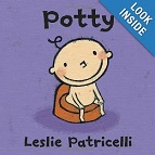 Potty by Leslie Patricelli