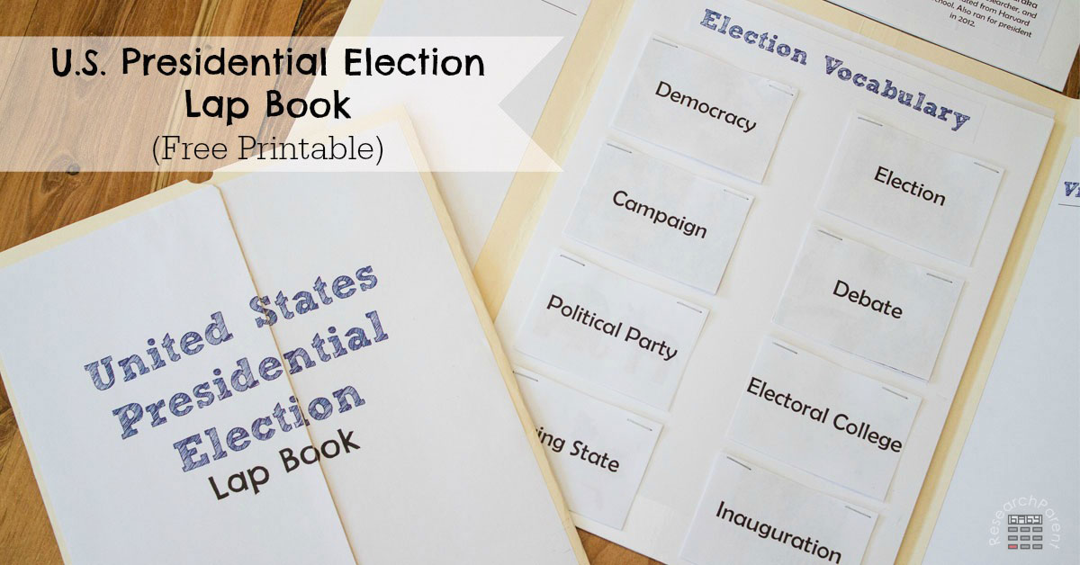 elementary resources for the presidential election | just ...
