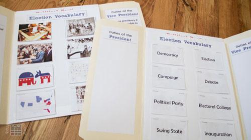 U.S. Presidential Election Vocabulary