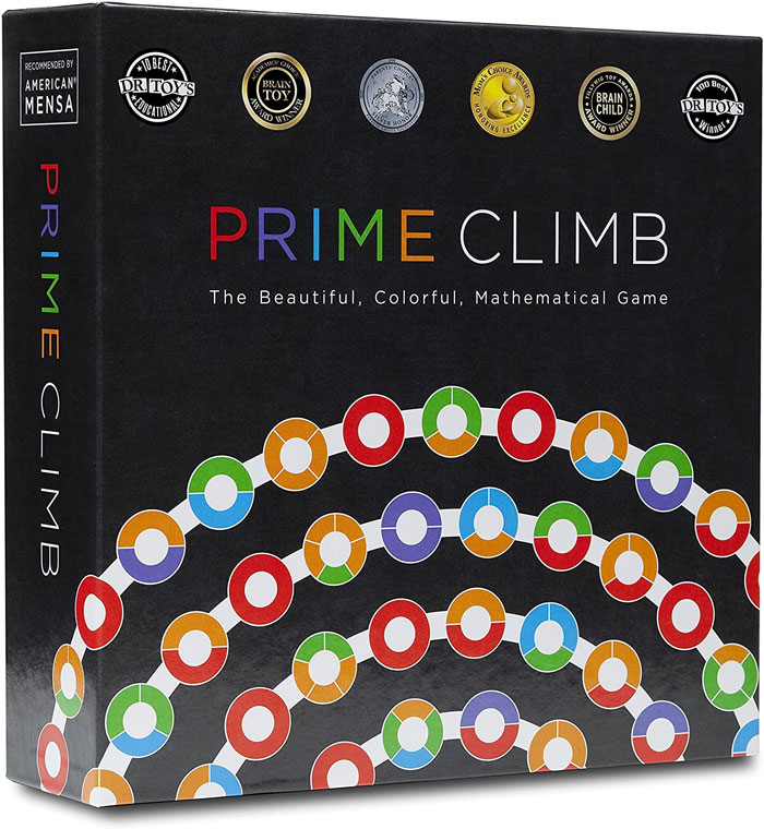 Prime Climb by Math for Love