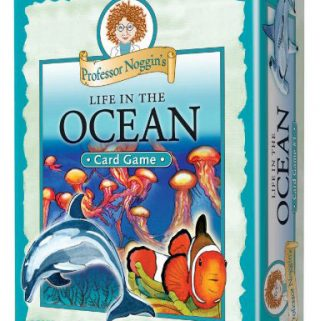 Professor Noggin Ocean Game