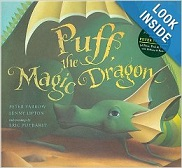 Puff the Magic Dragon by Peter Yarrow and Lenny Lipton