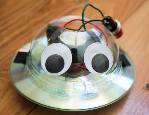Put Eyes on Wobblebot