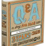 Best Gifts: Q and A a Day for Kids