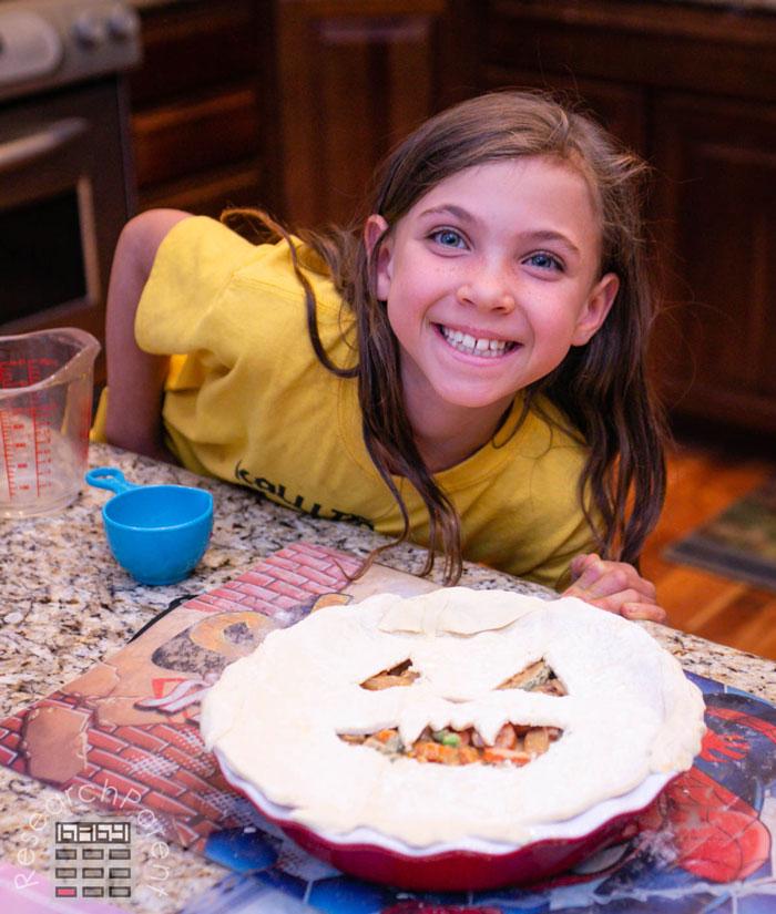 Raddish Kids Pot Pie