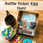 Raffle Ticket Egg Hunt