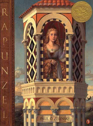 Rapunzel by Paul O. Zelinsky