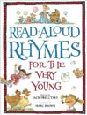 Read Aloud Rhymes for the Very Young by Jack Prelutsky