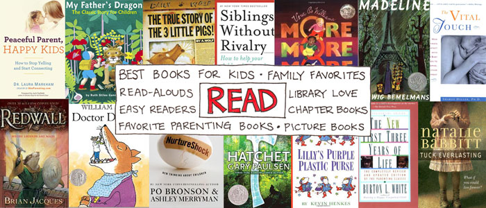 Read - Kids Books, Parenting Books, Library Love