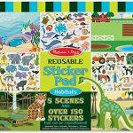 Reusable Sticker Pads
