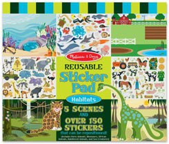 Reusable Sticker Pad by Melissa & Doug