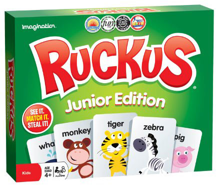 Ruckus Junior by Imagination Games
