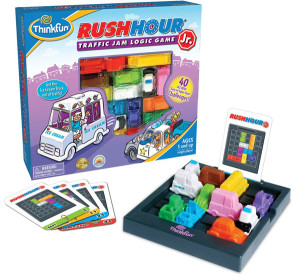 Rush Hour Junior by Think Fun