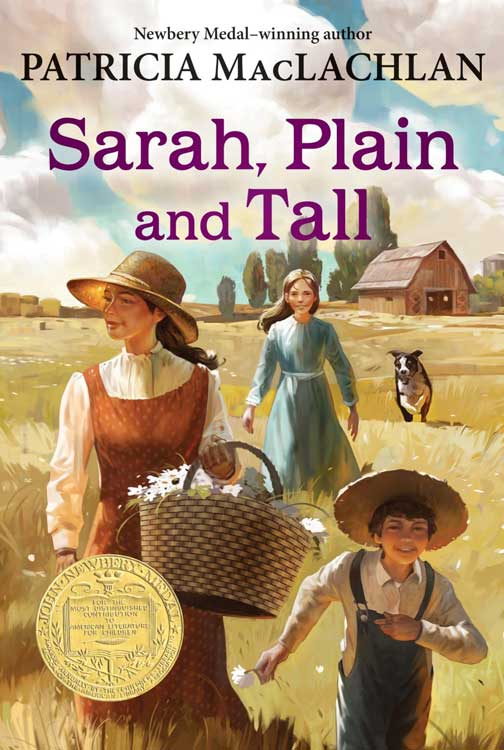 Sarah, Plain and Tall by Patricia MacLachlan