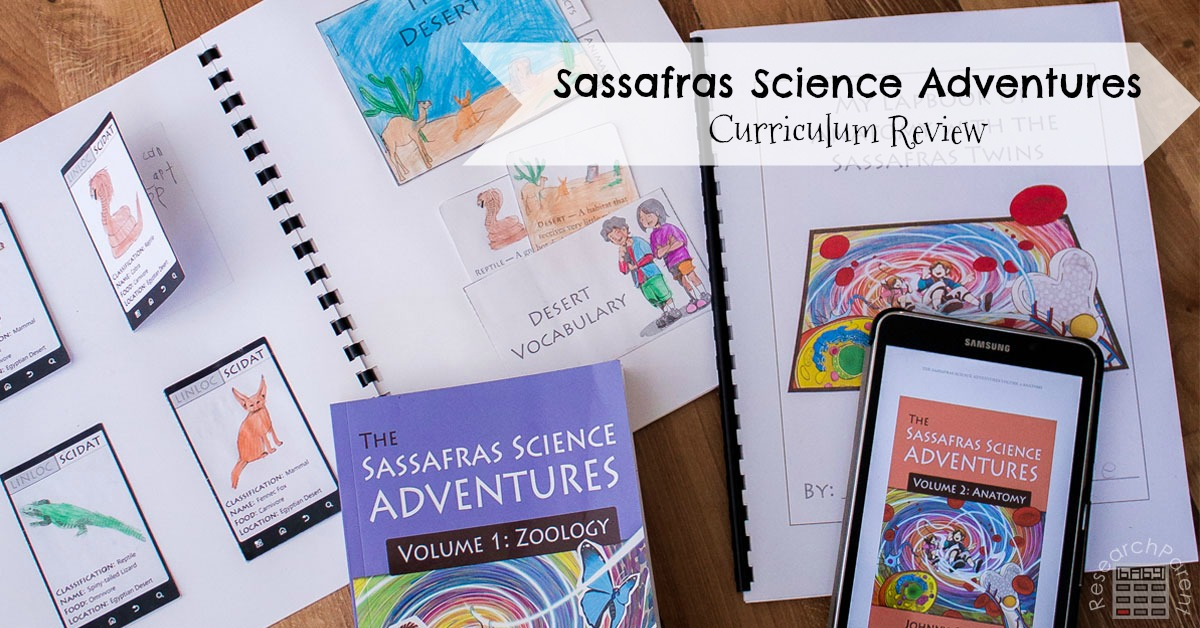 Sassafras Science Adventures Curriculum Review
