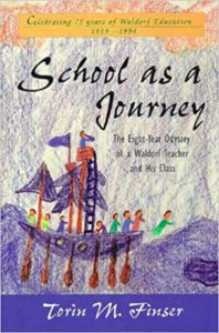 School as a Journey by Torin Finser