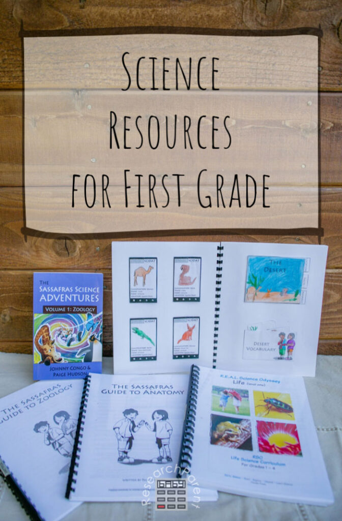 Science Resources for First Grade