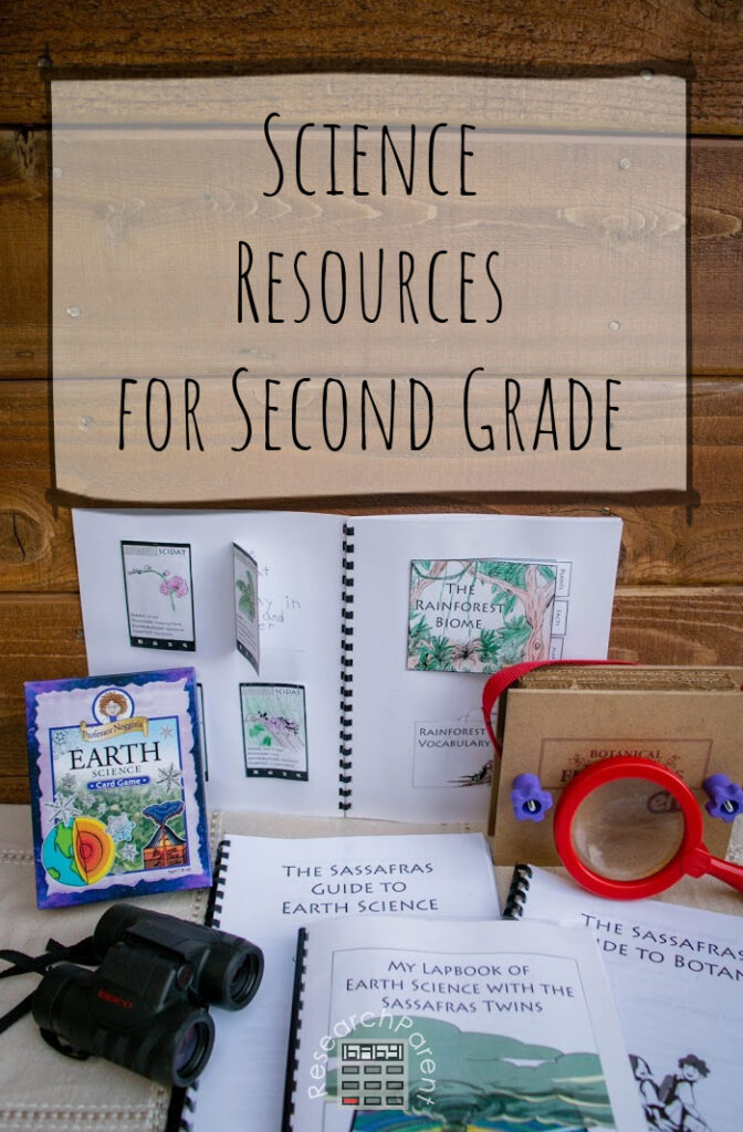Science Resources for Second Grade