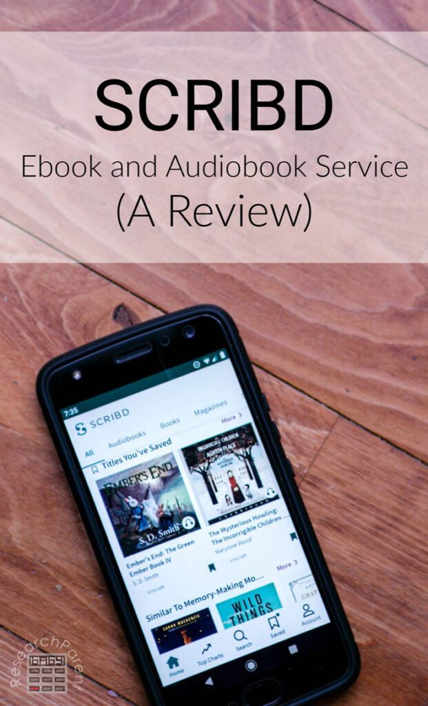 Scribd Ebooks and Audiobooks A Review