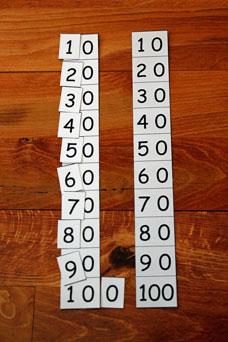 Seguin Board Hundreds