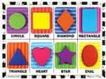 Shapes Puzzle by Melissa & Doug