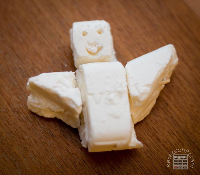 Soap Sculpture Angel