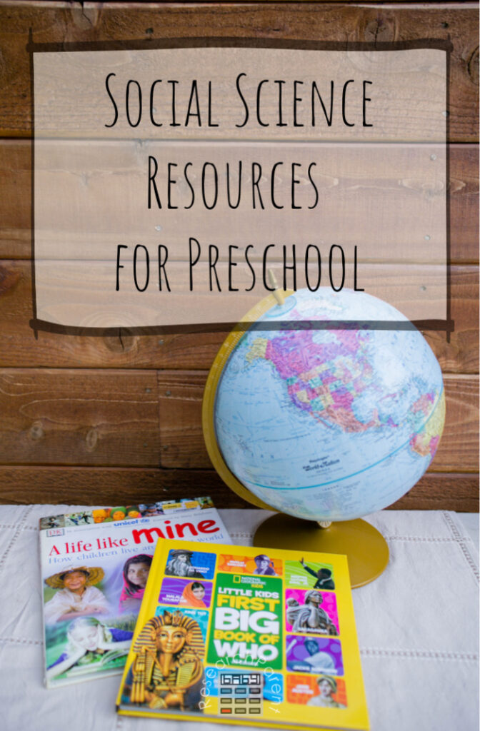 Social Science Resources for Kids