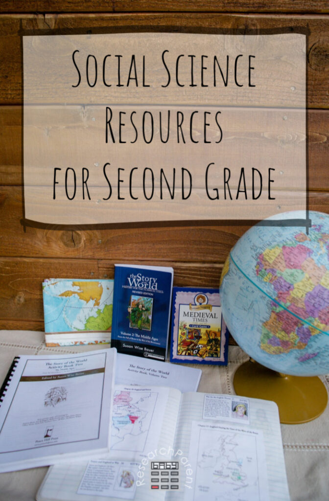 Social Science Resources for Second Grade