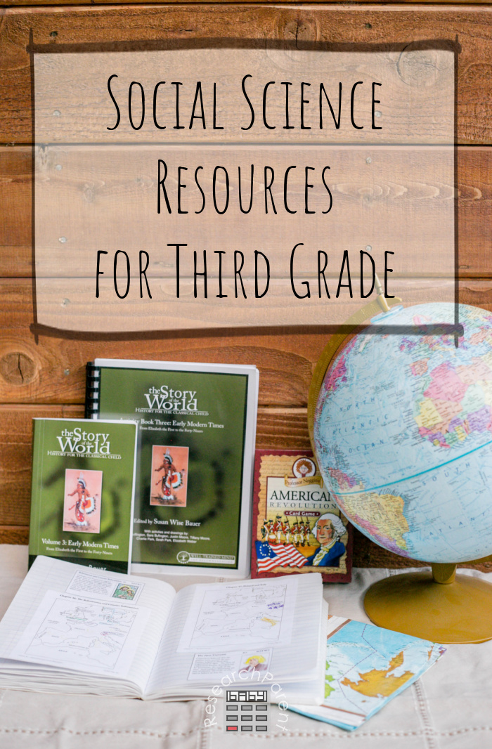 Social Science Resources for Third Grade