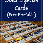 Solar System Cards by ResearchParent
