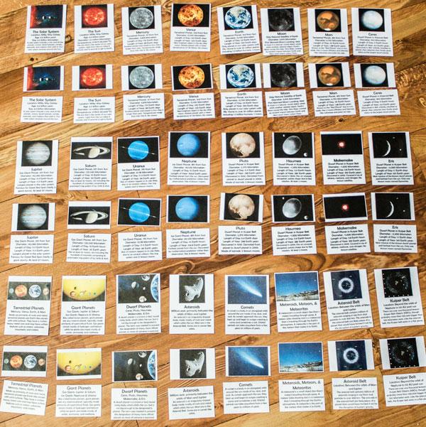 Solar System Complete Set