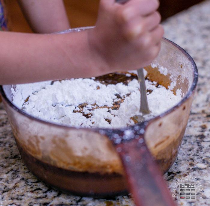 Stir in cornstarch
