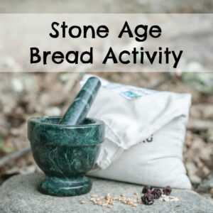 Stone Age Bread Activity
