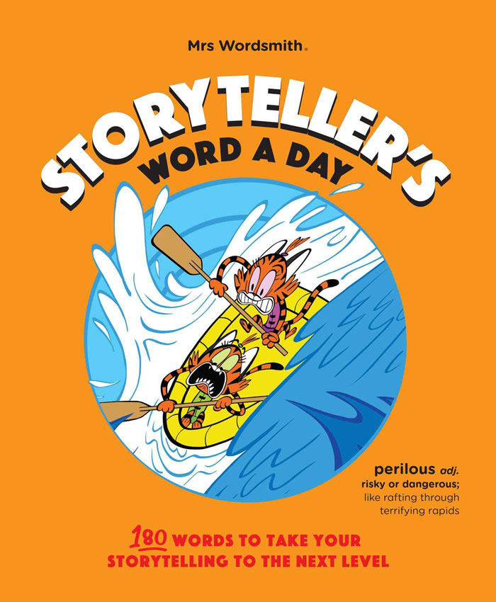 Storyteller's Word a Day by Mrs. Wordsmith