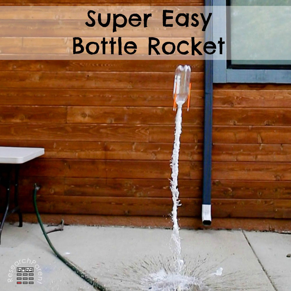Super Easy Bottle Rocket