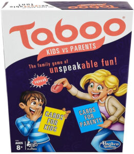 Taboo Kids vs. Parents Review